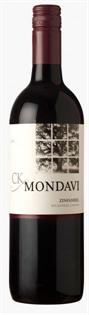 CK Mondavi Zinfandel Wildcreek Canyon 750ml - Case of 12